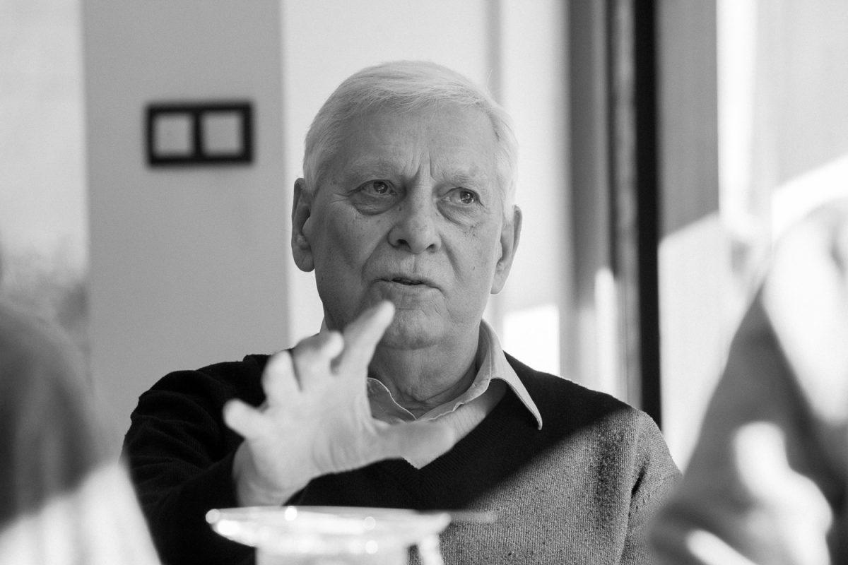 Разговор с Ивайло Знеполски: Изкуството да живееш с идеите